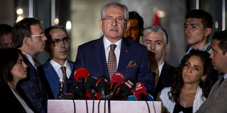 Ysk Başkanı Güven: Seçim Sonuçları En Kısa Sürede Vatandaşların İncelemesine Açılacaktır