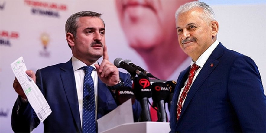 Seçimden Sonra AKP'de İlk İstifa