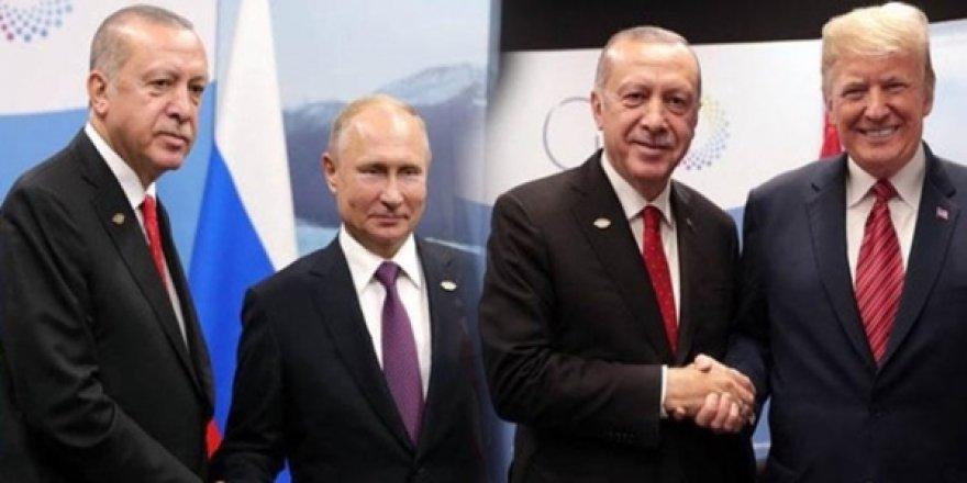 Başkan Erdoğan, En Çok Beğenilen Lider Sorusunda Putin'i 2'ye Trump'ı 4'e Katladı