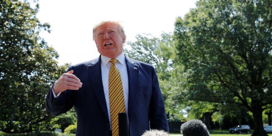 ABD İran Lideri HAMANEY'İ Yaptırım Listesine Aldı