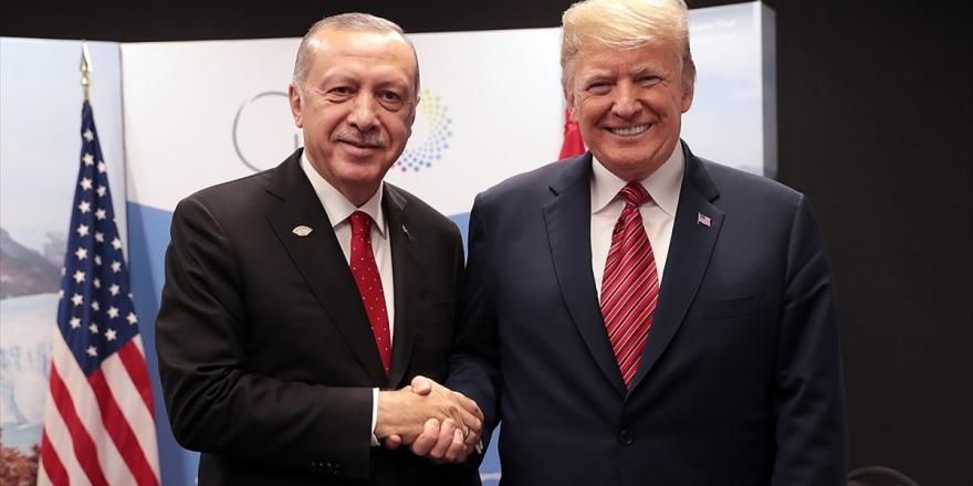 Cumhurbaşkanı Erdoğan İle Abd Başkanı Trump G-20 Zirvesi'nde Görüşecek