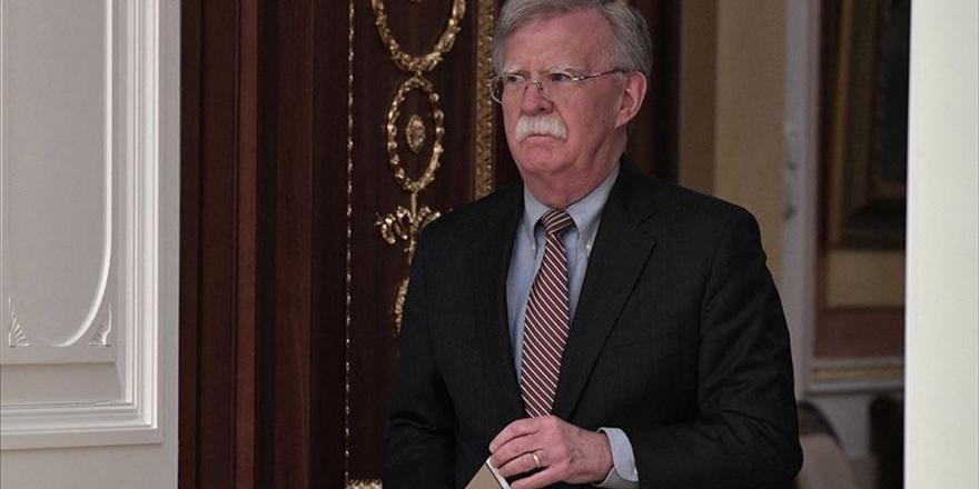 Abd Ulusal Güvenlik Danışmanı Bolton: Trump İran İle Müzakereye Açık