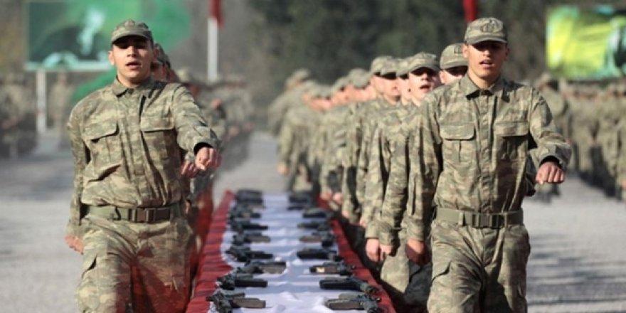 Yeni Askerlik Sistemi Onaylandı! Askerlik Kaç Aya Düştü