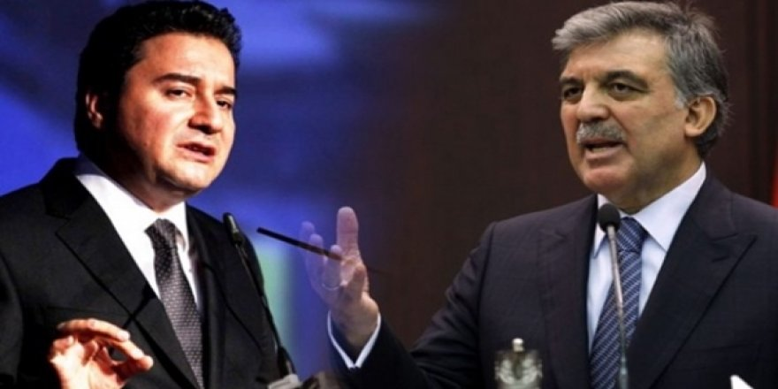 Ali Babacan ve Ahmet Davutoğlu Yeni Parti Kuruyor İddiaları Dış Basının da Gündemine Geldi