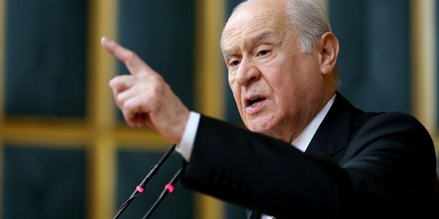 Mhp Genel Başkanı Bahçeli: Mhp'nin Terörizme Bakışı Nettir Ve Değişmesi İmkansızdır