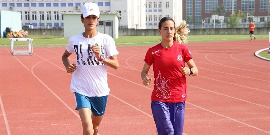 Milli Atletlerin Hedefi Avrupa'da Kürsüye Çıkmak