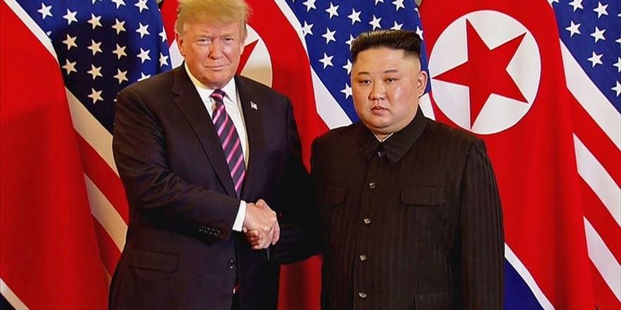 Kuzey Kore Trump'ın Teklifine Açık Kapı Bıraktı
