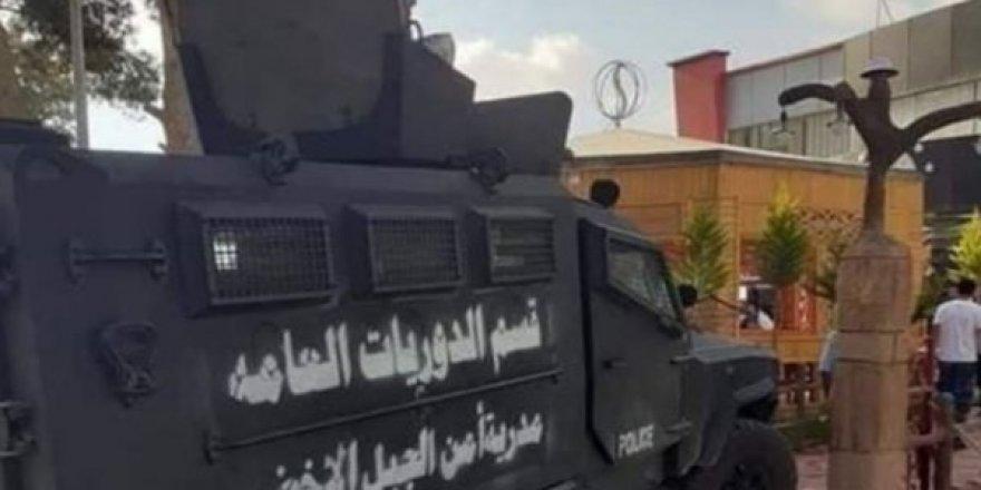 Libya Türklere Ait Dükkanları Kapatmaya Başladı