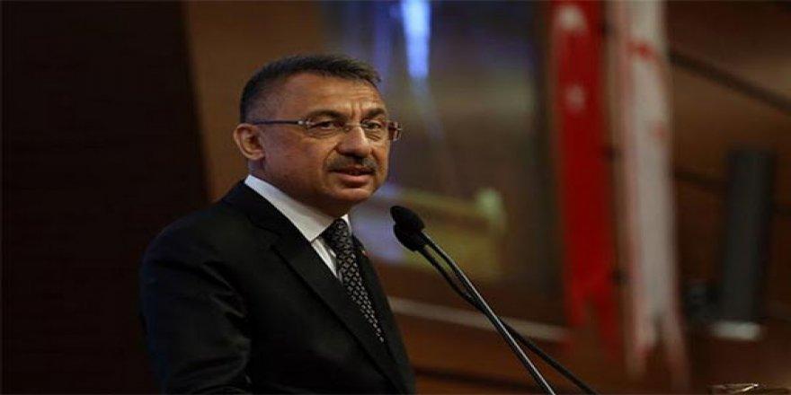 Cumhurbaşkanı Yardımcısı Fuat Oktay'dan Libya'ya Çok Sert Uyarı: Sonuçları Ağır Olur
