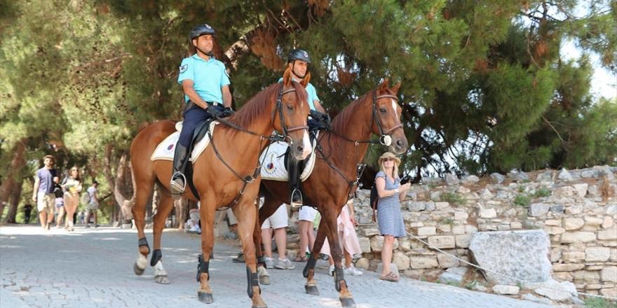 İzmir Sahillerinde 'Atlı Jandarma' Dönemi