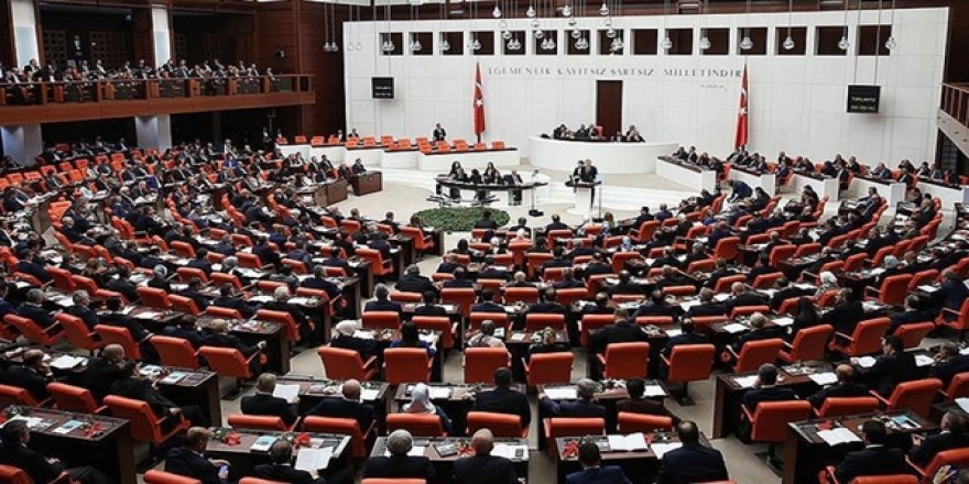 Tapu Kanunu'nda Değişiklik Yapılmasına Dair Teklif Meclis'te Kabul Edildi