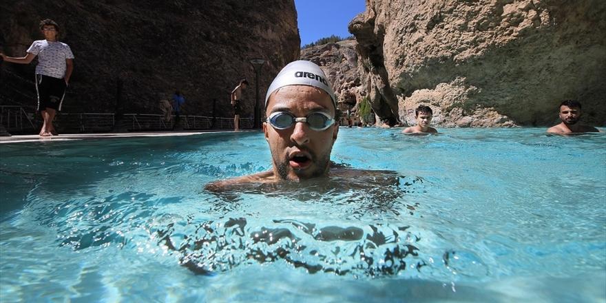 Paralimpik Milli Yüzücü, Tokyo 2020 İçin 'Kulaç Atıyor'