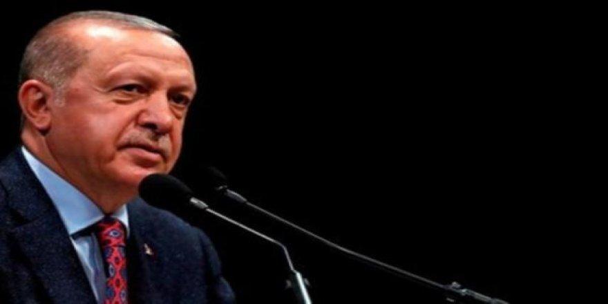 Cumhurbaşkanı Erdoğan'dan Kritik Açıklama: Bunun Adı Gasp Olur