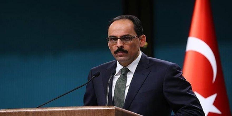 Cumhurbaşkanlığı Sözcüsü Kalın: Sayın Cumhurbaşkanı, Ali Babacan İle Görüşmüştür