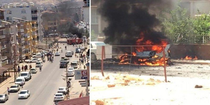 Reyhanlı'da Patlama: Ölü ve Yaralılar Var