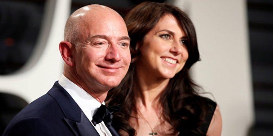 Amazo'nun Sahibi, 38 Milyar Dolarlık Anlaşma İle Resmen Boşandı
