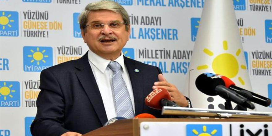 İYİ Parti Sözcüsü Aytun Çıray: Bahçeli, en son konuşacak kişidir