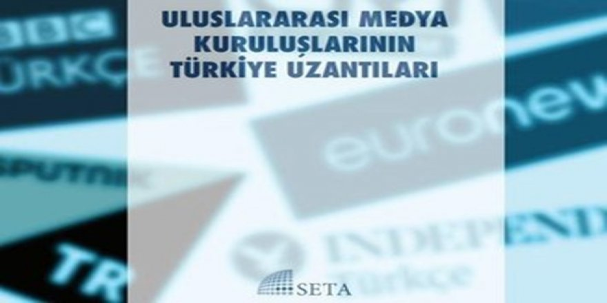 SETA'nın Raporunu Fişleme Olarak Niteleyen Odaklara Tepki