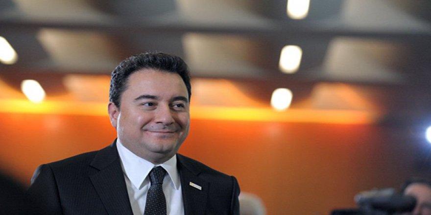 Ali Babacan, AK Parti'den İstifa Ederek Yeni Parti Çalışmalarını İlan Etti