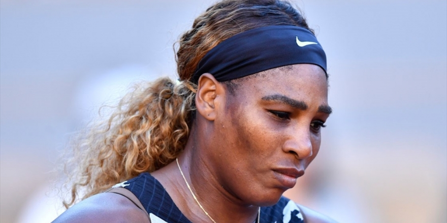 Serena Williams'a Wimbledon'da Para Cezası