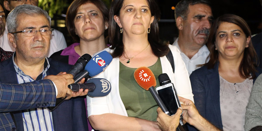 HDP Eş Genel Başkanı Buldan hakkında soruşturma