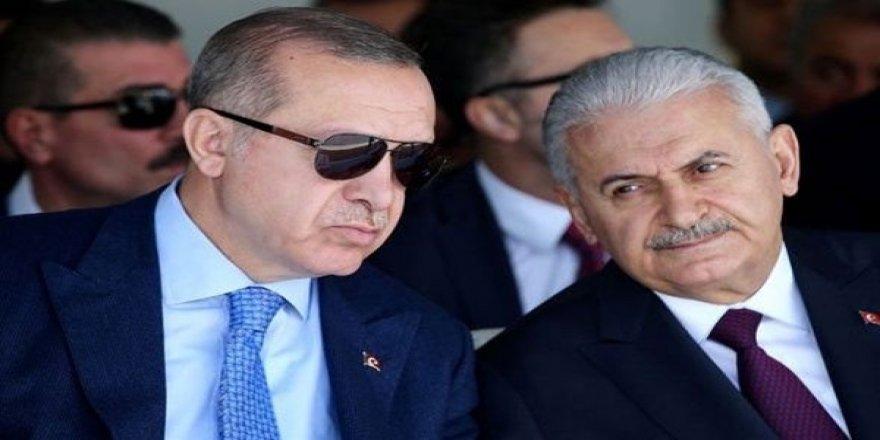 Cumhurbaşkanı Erdoğan'dan Binali Yıldırım'a Yeni Görev Sinyali