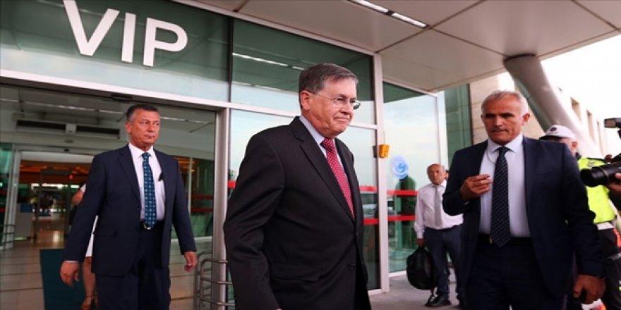 ABD'nin Ankara Büyükelçisi David Satterfield Ankara'ya Geldi