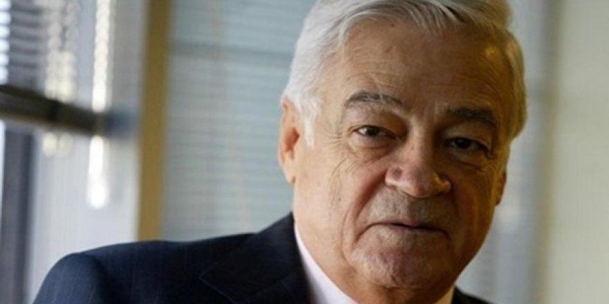Eski HDP Mersin Milletvekili Dengir Mir Mehmet Fırat Hayatını Kaybetti