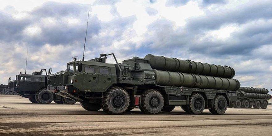 Milli Savunma Bakanlığı Duyurdu: S-400 Teslimat Süreci Başladı