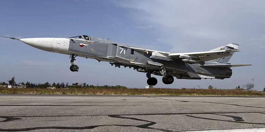 İsrail, Suriye savaş uçağını düşürdüğünü duyurdu