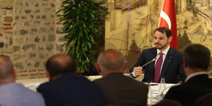 Bakan Albayrak'tan ekonomi ile ilgili önemli açıklamalar