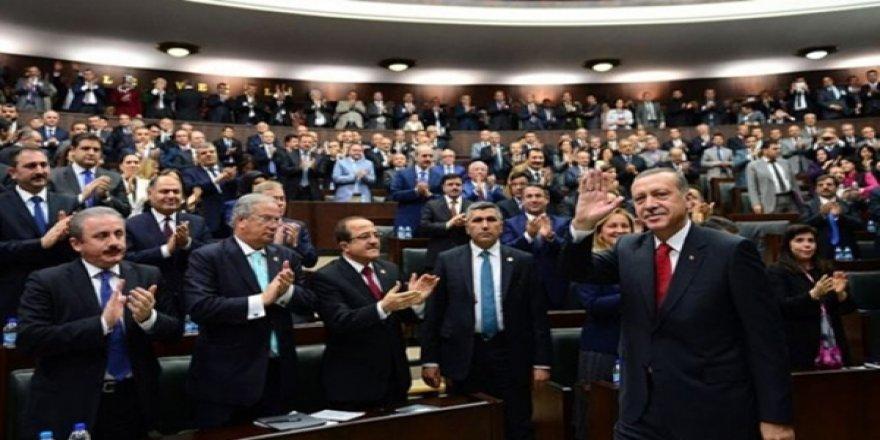 AK Parti'li Milletvekillerinden Erdoğan'a Tepki: Yanınıza Yaklaşamıyoruz