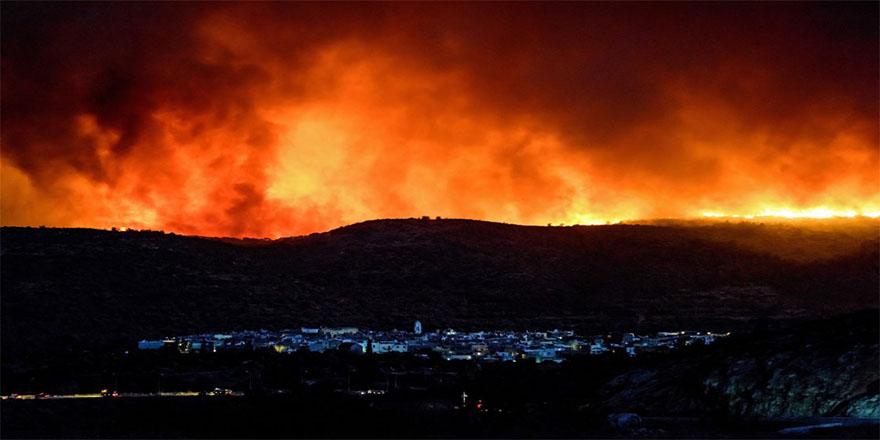 Yunanistan'da yangın: Ölü sayısı 74 oldu