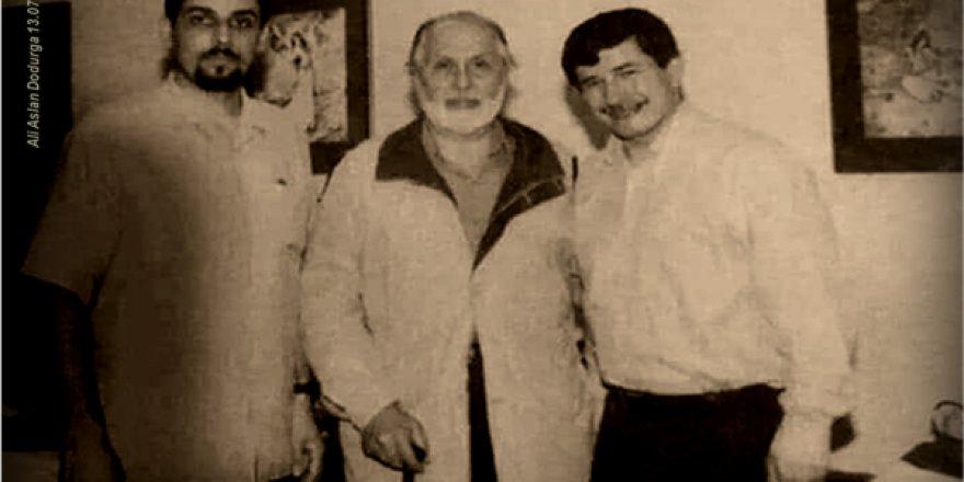 Ali Aslan Dodurga Yazdı: İbrahim Kalın ve Ahmet Davudoğlu'nun Amerika'daki Mürşidi Hüseyin Nasır