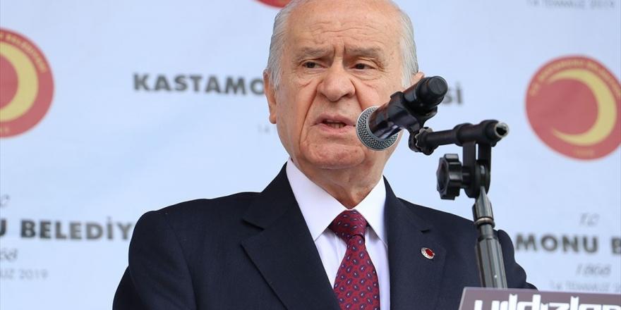 Mhp Genel Başkanı Bahçeli: Fetö İle Mücadele Sonuna Kadar Sürdürülmelidir, İhmal Olamaz