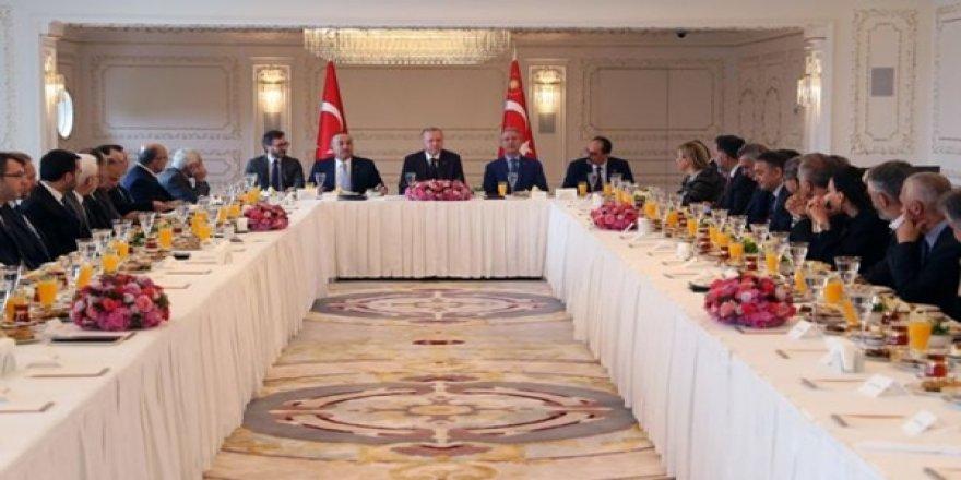 Cumhurbaşkanı Erdoğan'dan Birbirinden Çarpıcı Açıklamalar