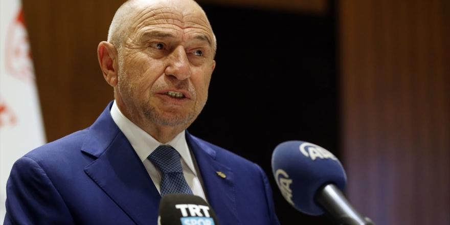 Tff Başkanı Özdemir: 15 Temmuz Unutulmayacak, Unutturulamayacak Bir Zaferdir