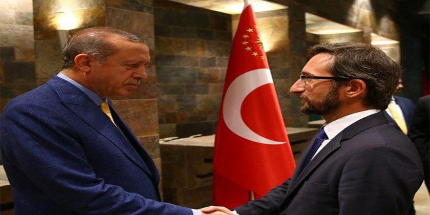Cumhurbaşkanı Iletişim Danışmanlığına Sabah gazetesi köşe yazarı Prof.Dr. Fahrettin Altun atandı
