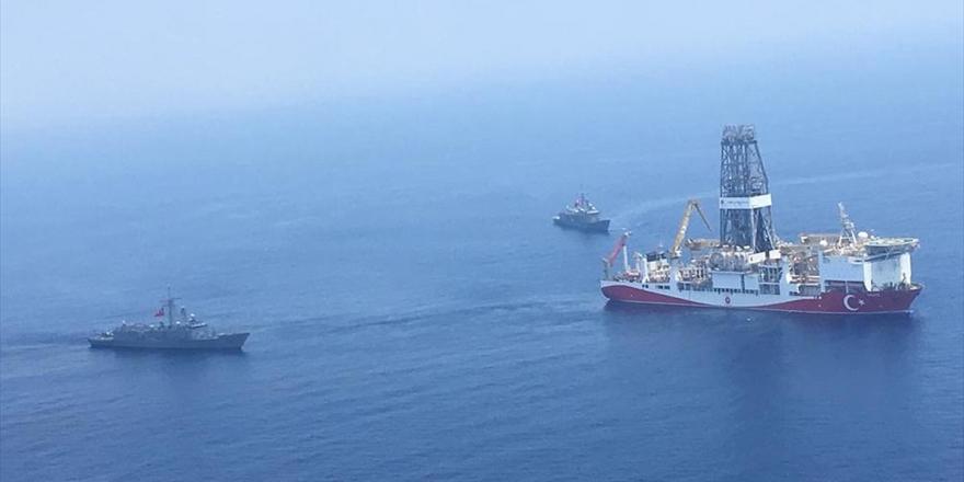 Doğu Akdeniz'deki Çalışmalar İçin Dördüncü Gemi Gönderilecek