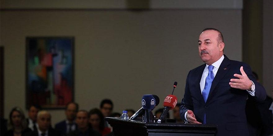 """""""İran'a yönelik yaptırım kararlarına uymak zorunda değiliz"""""""