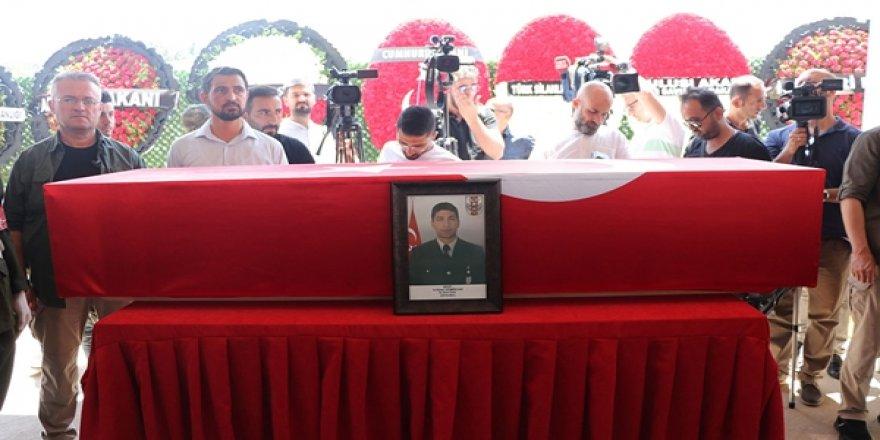 Şehit Uzman Onbaşı Demircan Son Yolculuğuna Uğurlandı
