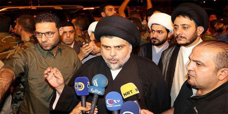 Sadr, Haşdi Şabi ile ittifak kurdu