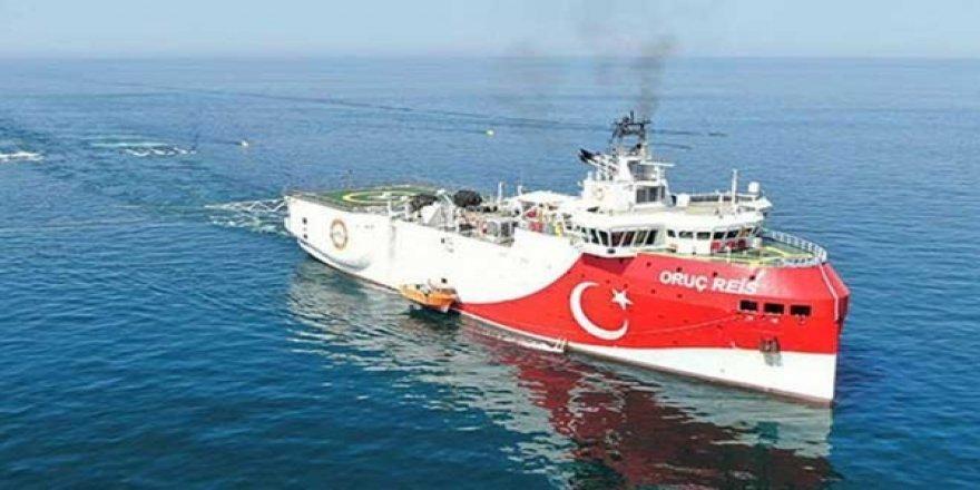 AB Yaptırım Uygulamıştı: Türkiye Akdeniz'e Dördüncü Gemiyi Gönderiyor