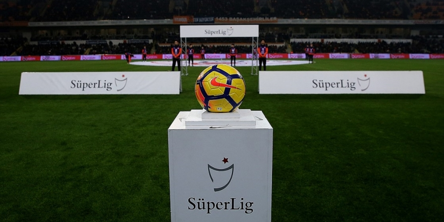 Spor Toto Süper Lig'de Yeni Sezon Fikstürü Çekildi