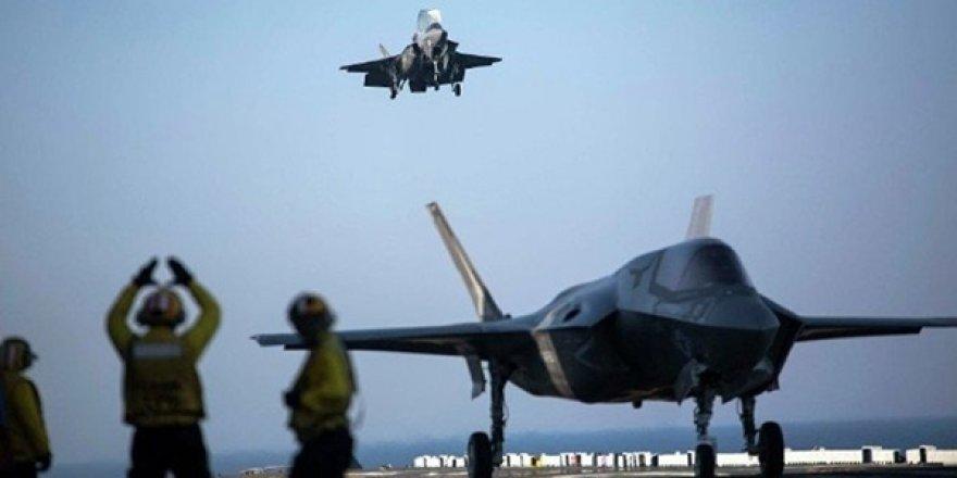 Beyaz Saray ve Pentagon'dan Açıklama: Türkiye'nin F-35 Programına Katılımı Askıya Alınıyor