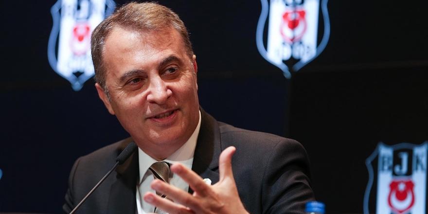 Beşiktaş Kulübü Başkanı Orman: Burak'ı Bırakmayı Düşünmüyoruz