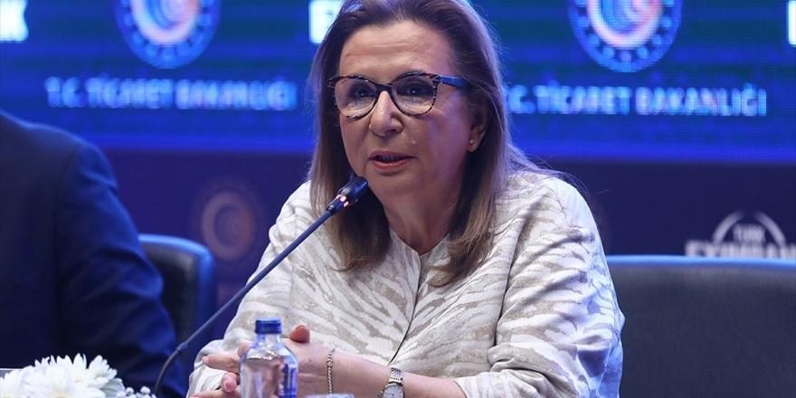 Ticaret Bakanı Pekcan: Eximbank'ın İhracatçılara 48,4 Milyar Dolar Destek Vermesini Hedefliyoruz