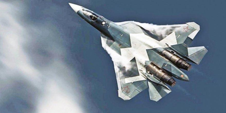 Ruslar Teklifi Yaptı Su-35 Vermeye Hazırız