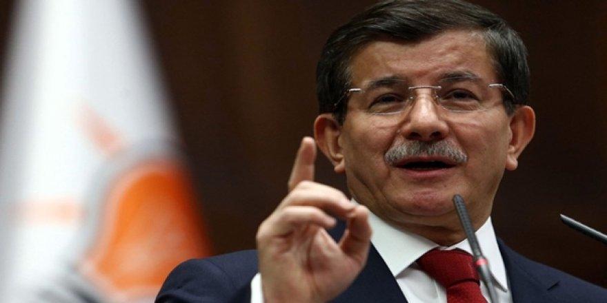 Ahmet Davutoğlu'ndan Bomba Pelikan Açıklaması