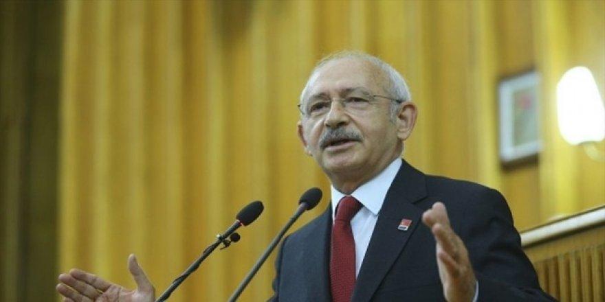 Kılıçdaroğlu Hakkında Cumhurbaşkanı'na Hakaret Suçundan Fezleke Düzenlendi